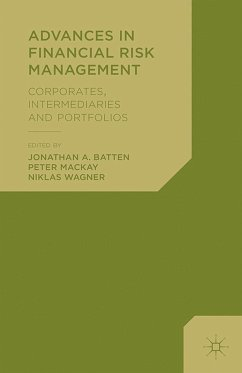 Advances in Financial Risk Management (eBook, PDF)