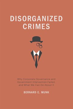 Disorganized Crimes (eBook, PDF)