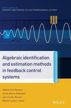 Algebraic Identification and Estimation Methods in Feedback Control Systems - Sira-Ramirez, Hebertt; Garcia Retuerta, Carlos; Cortes Romero, John