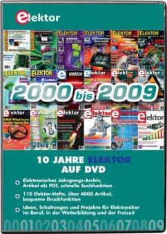 Elektor-DVD 2000 bis 2009, DVD-ROM