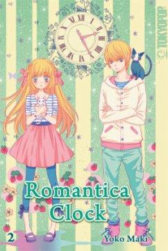 Tokyopop Romantica Clock / Romantica Clock Bd.2