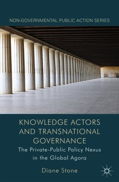 Knowledge Actors and Transnational Governance (eBook, PDF)