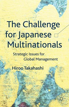 The Challenge for Japanese Multinationals (eBook, PDF)