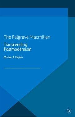 Transcending Postmodernism (eBook, PDF)