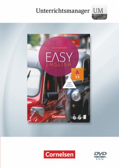Easy English - A1: Band 1, DVD-ROM