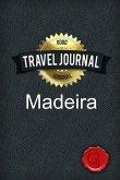 Travel Journal Madeira