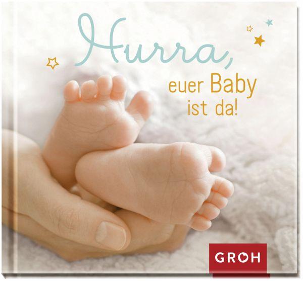 Hurra euer baby ist da von dorothée bleker buch