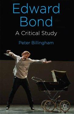 Edward Bond: A Critical Study (eBook, PDF)