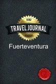 Travel Journal Fuerteventura