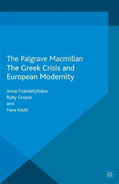 The Greek Crisis and European Modernity (eBook, PDF)