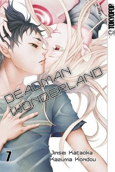 Buch-Reihe Deadman Wonderland