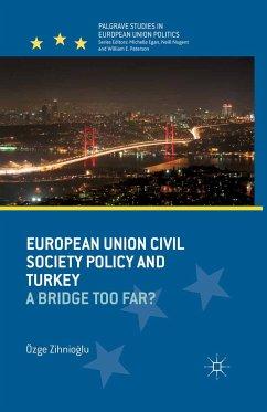 European Union Civil Society Policy and Turkey (eBook, PDF)