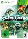 Sacred 3 First Edition (Xbox 360)