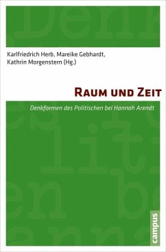 Raum und Zeit (eBook, PDF)