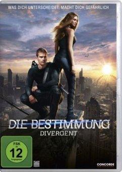 Die Bestimmung - Divergent - 2 Disc DVD