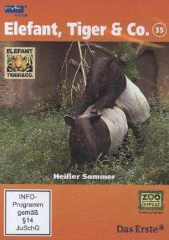 Elefant, Tiger & Co. - Heißer Sommer, DVD