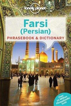 Lonely Planet Farsi (Persian) Phrasebook & Dictionary - Dehghani, Yavar