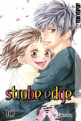 Buch-Reihe Strobe Edge