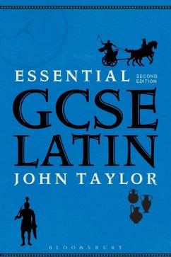 Essential GCSE Latin (eBook, PDF) - Taylor, John