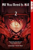 All You Need Is Kill Manga / All You Need Is Kill Bd.2