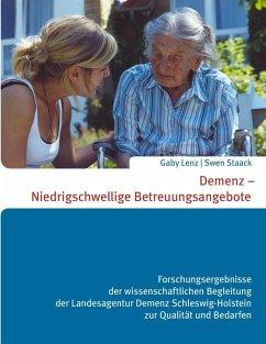 Demenz - Niedrigschwellige Betreuungsangebote (eBook, ePUB)