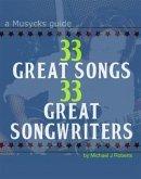 33 Great Songs 33 Great Songwriters (eBook, ePUB)