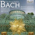 Sonatas For Violin And Harpsichord
