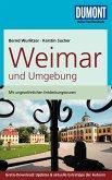 DuMont Reise-Taschenbuch Reiseführer Weimar und Umgebung (eBook, PDF)