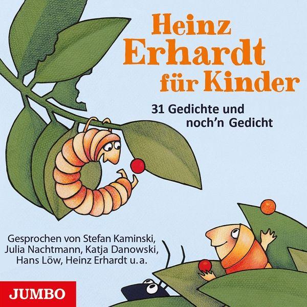 Heinz Erhardt für Kinder: 31 Gedichte und nochn Gedicht