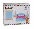 Beebo Puppenhausmöbel Schlafzimmer