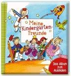 Meine Kindergarten-Freunde. Das Album zum Ausmalen
