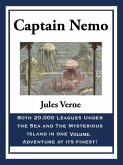 Captain Nemo: 20,000 Leagues Under the Sea and The Mysterious Island (eBook, ePUB)
