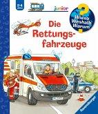 Die Rettungsfahrzeuge / Wieso? Weshalb? Warum? Junior Bd.23