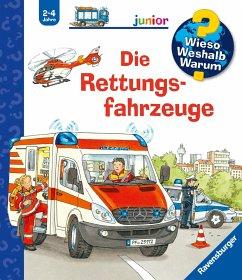 Die Rettungsfahrzeuge / Wieso? Weshalb? Warum? Junior Bd.23 - Erne, Andrea