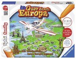 Ravensburger 00579 - tiptoi®: Quer durch Europa