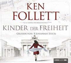 Kinder der Freiheit / Die Jahrhundert-Saga Bd.3 (12 Audio-CDs) - Follett, Ken