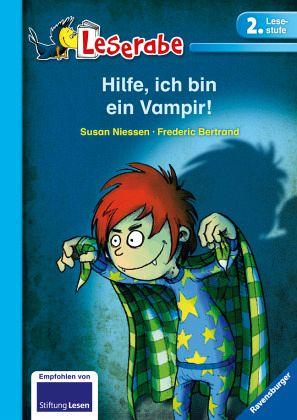 Hilfe, ich bin ein Vampir! von Susan Niessen - Buch
