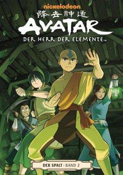 Der Spalt 2 / Avatar - Der Herr der Elemente Bd.9 - Yang, Gene Luen