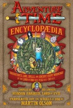 Die Adventure Time Enzyklopädie