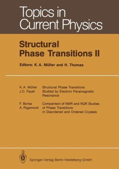 Structural Phase Transitions II