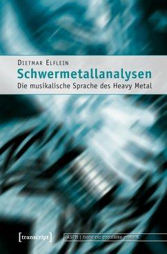 Schwermetallanalysen (eBook, PDF) - Elflein, Dietmar