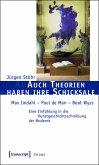 Auch Theorien haben ihre Schicksale (eBook, PDF)