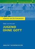 Jugend ohne Gott. Königs Erläuterungen. (eBook, ePUB)