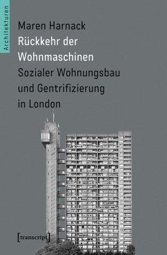 Rückkehr der Wohnmaschinen (eBook, PDF) - Harnack, Maren