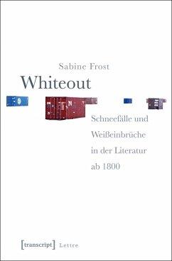 Whiteout (eBook, PDF) - Frost, Sabine