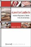 »Love it or Loathe it« (eBook, PDF)