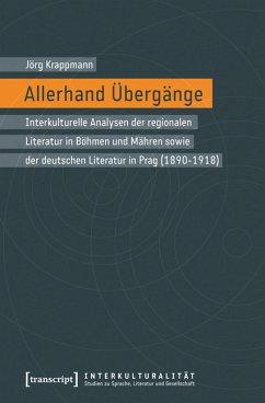 Allerhand Übergänge (eBook, PDF) - Krappmann, Jörg