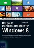 Das große inoffizielle Handbuch für Windows 8 (eBook, ePUB)