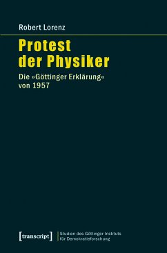 Protest der Physiker (eBook, PDF) - Lorenz, Robert