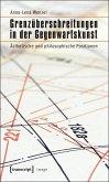Grenzüberschreitungen in der Gegenwartskunst (eBook, PDF)